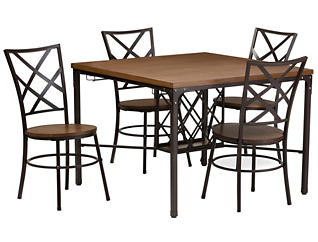Vintner 5PC Dining Set, , large