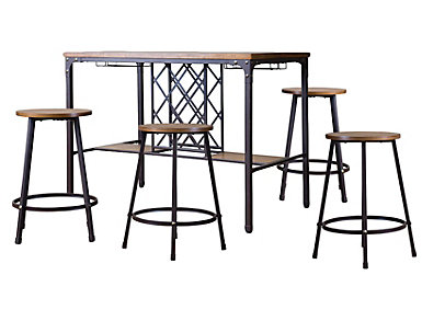 Vintner Pub Set, , large