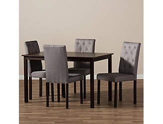 Black Dining Room Furniture Sets kitchen & dining room furniture sets | art van furniture