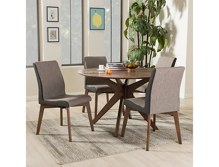 Kimberly 5-Piece Dining Set, , large