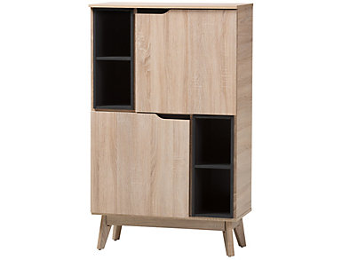 Logan Square Storage Cabinet, , large