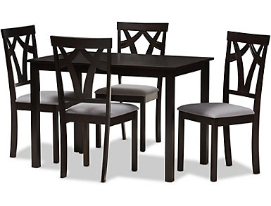 Harley 5 Piece Dining Room Set