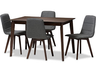 Cormac 5 Piece Dining Room Set, , large