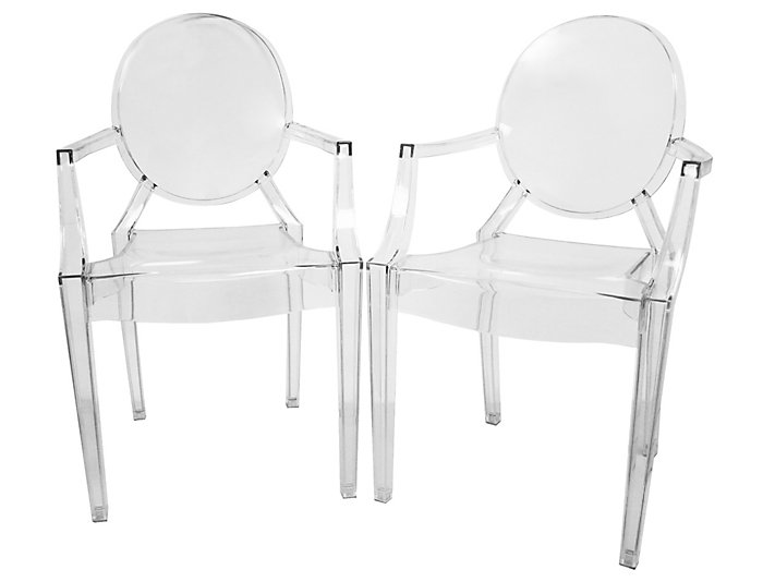 Dymas Ghost Chair (Set of 2), , large