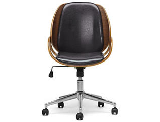 Watson Black Office Chair, , large