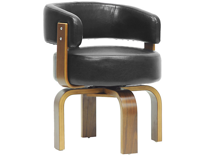 Marvelous Fortson Black Accent Chair Ibusinesslaw Wood Chair Design Ideas Ibusinesslaworg