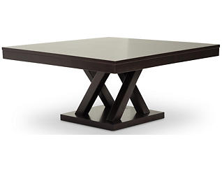 Silas Modern Coffee Table, , large