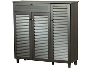 Elsey Shoe Storage Cabinet, , large