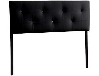 Dalini Full Black Headboard, , large