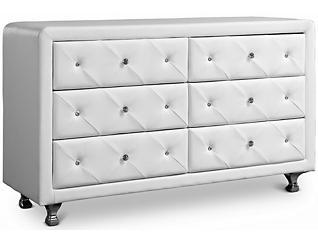 Luminescence White Dresser, , large