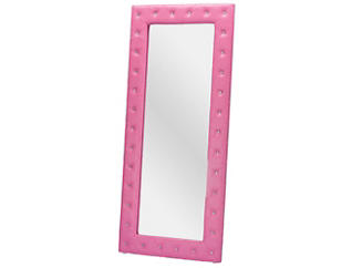 Stella Pink Floor Mirror, , large