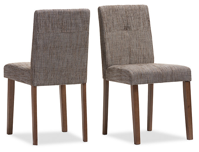 Elsa Gravel Chair Set Of 2