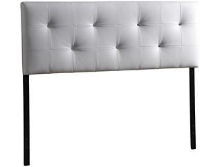 Dalini King White Headboard, , large