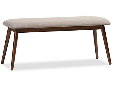 Flora Dining Bench, , large