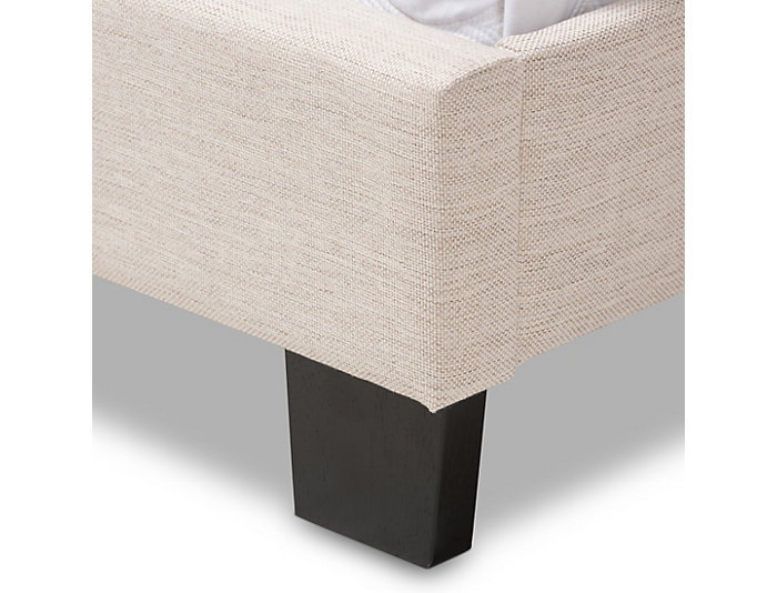Cassandra Light Beige Full Bed, , large