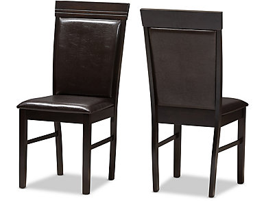 Union Dining Chair Set of 2, , large