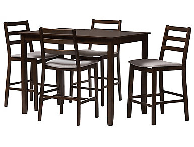 Barrigan 5-Piece Gathering Set, , large