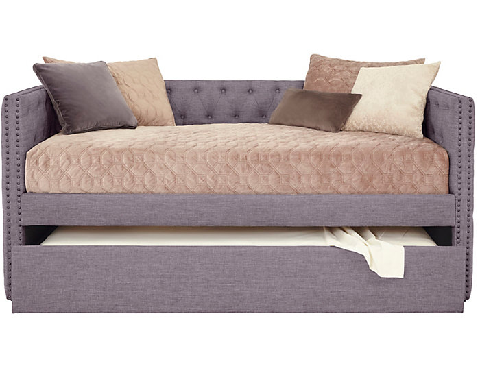 Cosmopolitan Daybed With Trundle Art Van Home