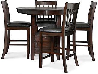 5 Piece Gathering Ht. Set. Art Van Price $379.99