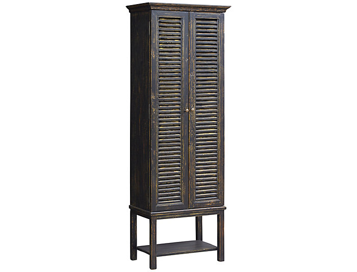 Fennel Fir Shutter Cabinet, , large