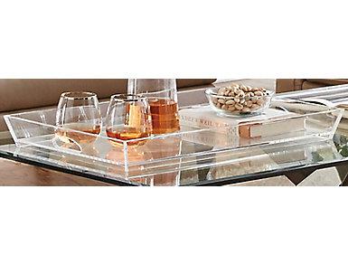 Acrylic Tray - Large, , large