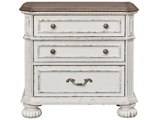 Canfield 3 Drawer Nightstand, , large