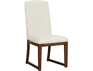 Upholstered Side Chair, , large