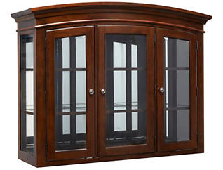 Hartford Walnut Dining Hutch, , large