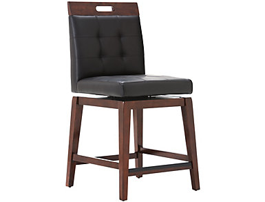 Morgan Swivel Stool, , large