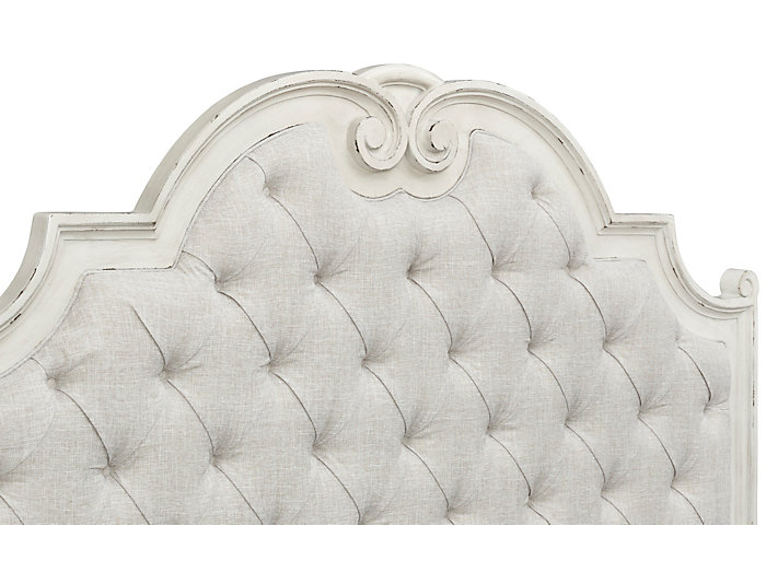 Canfield King Upholstered Bed, , large