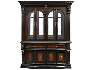 Montrachet China Cabinet