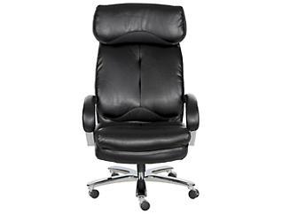 Addison Black Big & Tall Desk Chair, , large