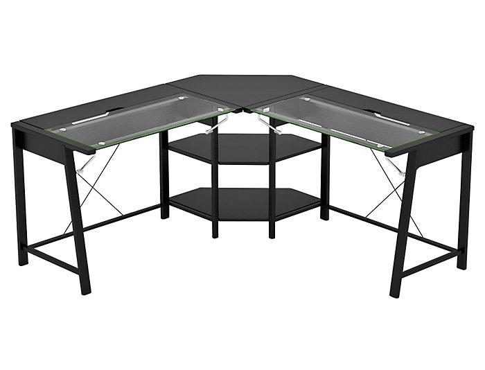 "Vance ""L"" Desk, , large"