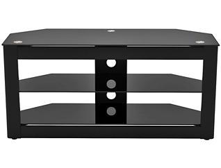 "Lenyx 40"" Black TV Stand, , large"