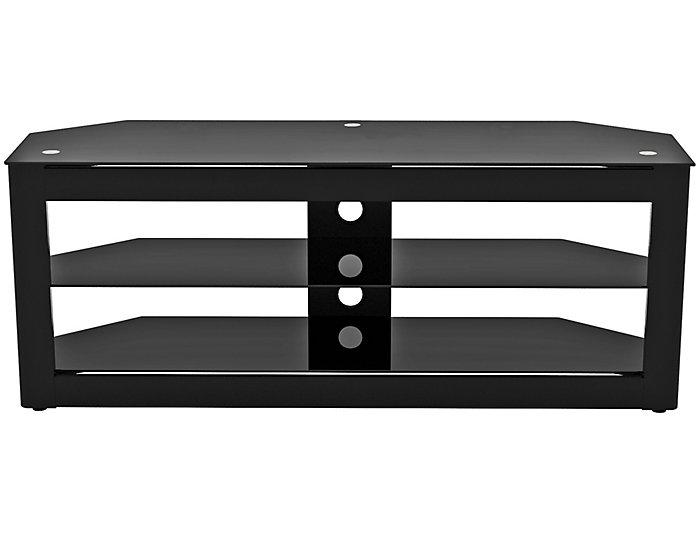 "Lenyx 55"" Black TV Stand, , large"