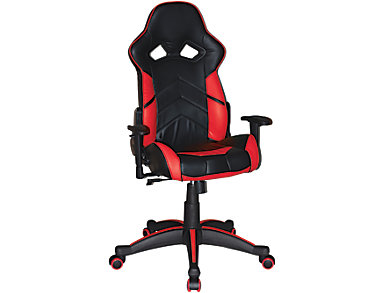 Dante Red Gaming Chair, , large