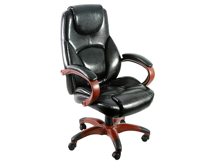 Smith Executive Desk Chair, , large