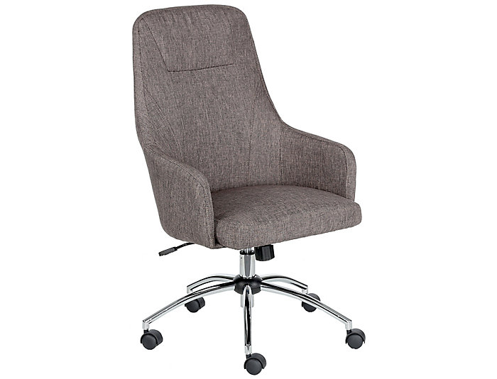 Ada Mid Back Desk Chair, , large