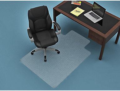 Allen 45x53 Desk Chair Mat, , large