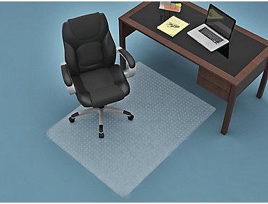 Allen 46x60 Desk Chair Mat, , large