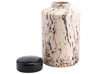 """15.6"""" Emer Ceramic Jar, , large"""
