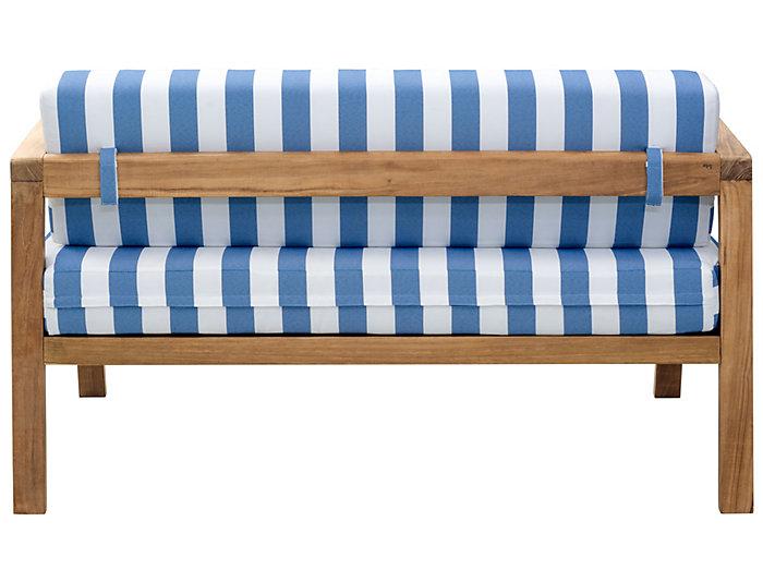 Nautical Striped Sofa, , large