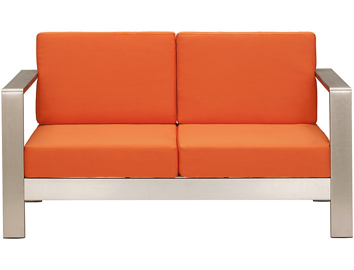 Cosmopolitan Cushioned Sofa, , large