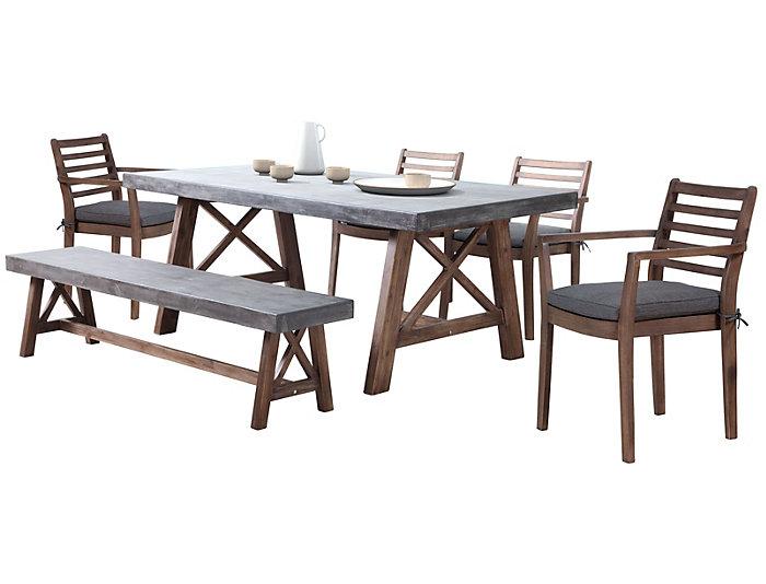 Otis 6pc Dining Set, , large