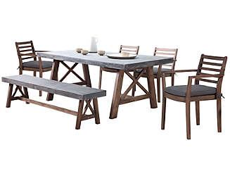 Otis 6pc Dining Set