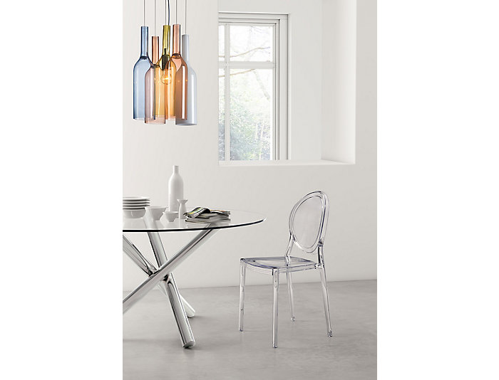 Specter Chair Clear (Set of 4), , large