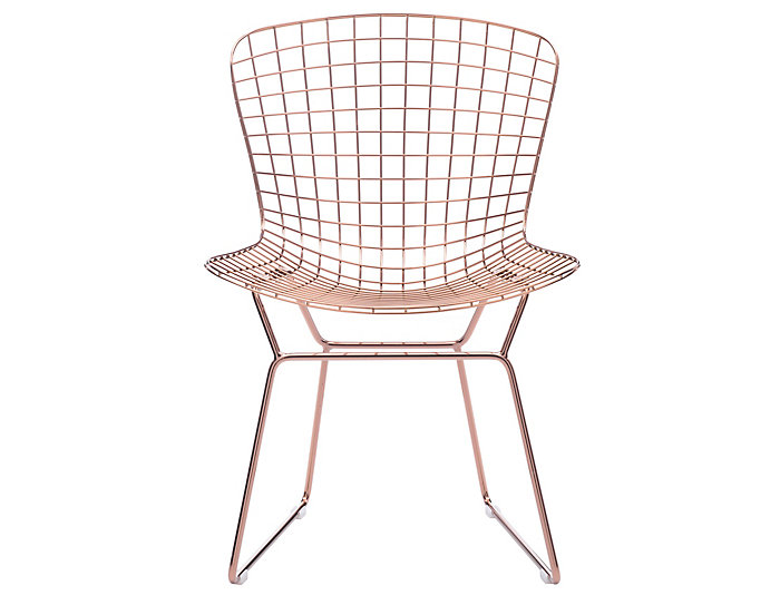 Wire Dining Chair (Set of 2), , large
