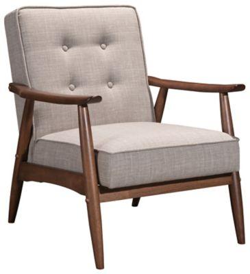 Rocky Arm Chair, Beige, swatch