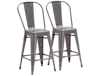 Elio Counter Stool (Set of 2), , large