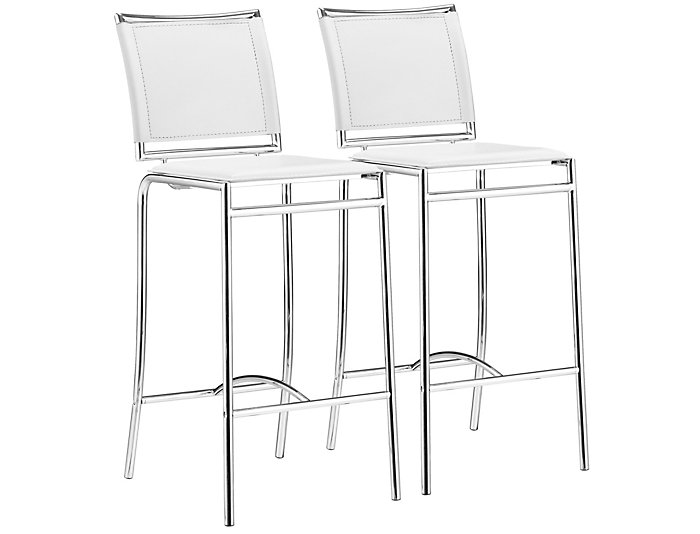 Soar Bar Stool Set Of 2 Large